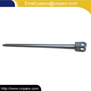CNC Machining High Pressure Long Solid Hydraulic Piston Rod pictures & photos