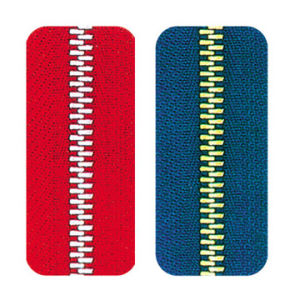 Sale Star Zipper Longchain for All Type pictures & photos
