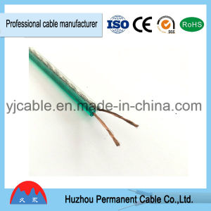 Clear Transparent Speaker Cable / Wire pictures & photos