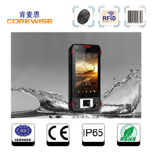 4G Lte Smartphone with Fingerprint Scanner and RFID Reader pictures & photos
