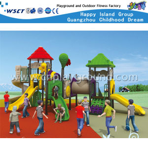 School Playground Kids Outdoor Slide Play Equipment HD-Tsg016 pictures & photos