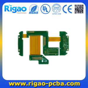 Customized Rigid Flexible PCB with Fr4 and Polymide pictures & photos