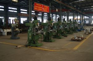 China High Precision Vertical Drill Mill Machine Zx7550c with CE for Sale pictures & photos