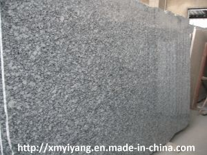 Polished Wave White Granite Slab, Natural Stone Slabs pictures & photos