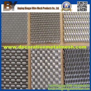 Decorative Wire Mesh for Gates pictures & photos