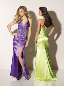 Designer Evening Dress (Z-06)