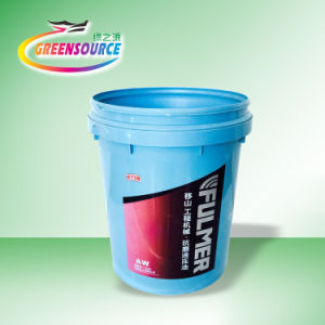 Wearproof in Mold Labels Brand Logo on Bucket pictures & photos