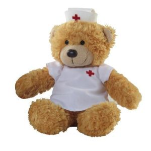 Super Soft and Stuffed Nurse Plush Teddy Bear pictures & photos