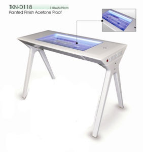 Simple Nail Manicure Desk (TKN-D118) pictures & photos