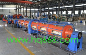 High Speed Cable Machine for Wire Core