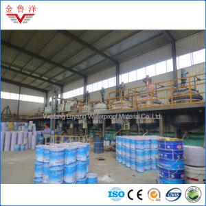 Polymer Cement Waterproof Slurry, Js Waterproof Slurry pictures & photos