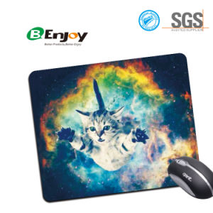 High Quality Anti Slip Computer Rubber Mouse Mat pictures & photos