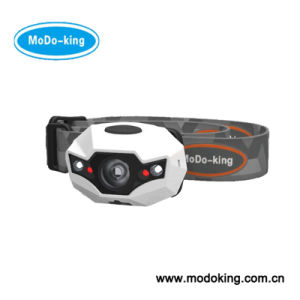 LED Headlamp with Rechargeable Battery (MC-902)
