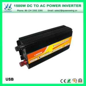 off Grid 1500W Car Solar Power Inverter (QW-M1500) pictures & photos