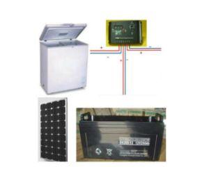 High Quality Solar Refrigerator and Freezer pictures & photos