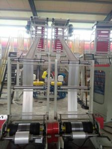 Double-Head Film Blowing Machine (extruder) pictures & photos