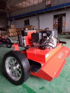 ATV Attached Tractor Lawnmower for Sale pictures & photos