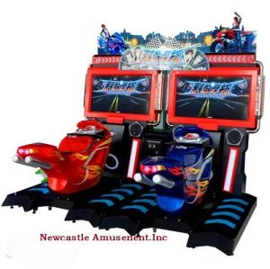 42′ Inch LCD Soul of Simulator Game Coin Machine pictures & photos
