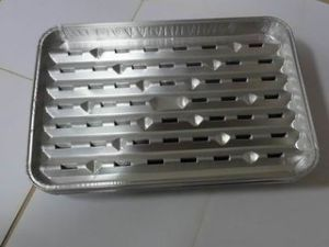 Barbecue Plate Foil Container pictures & photos