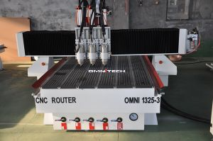 Wood Working Machine CNC Router for Indoor Decoration pictures & photos