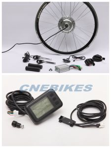 36V 250W Front Wheel Electric Bivycle Conversion LCD Kits pictures & photos