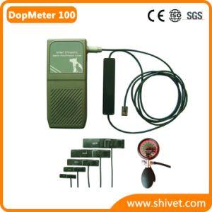 Veterinary Ultrasonic Doppler Blood Pressure Detector (DopMeter 100) pictures & photos