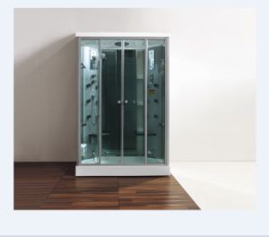 Rectangle Double Use High Profile Double Use Steamroom (M-8267) pictures & photos