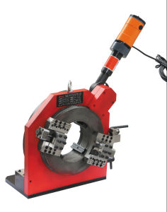 High Efficient Pneumatic Pipe Cutting and Beveling Machine (OSF-220) pictures & photos