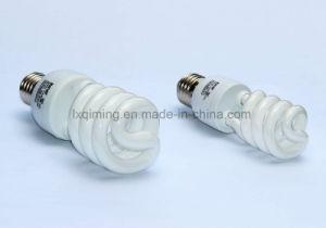 Half Spiral Energy Saving Lamp B22/E27 pictures & photos