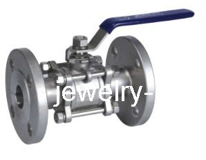 3PC Flanged Ball Valve (Q41F)