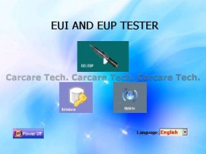 Eui/Eup Tester Testing Unit Injector and Pump Ce Certificate pictures & photos