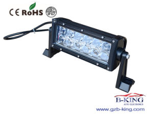 Super Bright 4D Straight 36W LED Light Bar pictures & photos