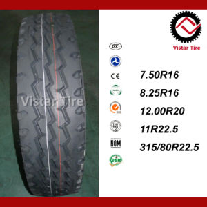 Best Quality Strong Truck Tyre (315/80R22.5, 385/65R22.5) pictures & photos