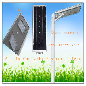 High Quality Design 40W LED Street Light Solar pictures & photos