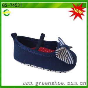 Comfortable Style Good for Wearing Popular Baby Girl Shoes pictures & photos