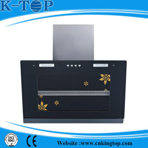 Tempered Glass Panel Gas Sensor Cook Hood pictures & photos