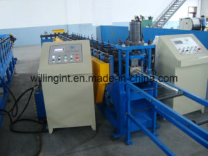 Light Guage Steel Structure Wall Roll Forming Machine pictures & photos