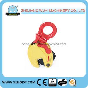 Shuangge CD Series Vertical Steel Plate Lifting Clamp