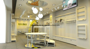 Fashion Garment Rack for Children Retail Shopfitting (HYC-01) pictures & photos