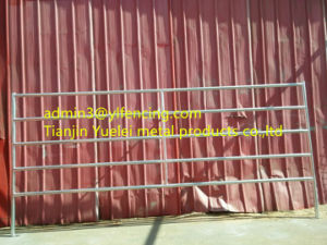 Steel Cattle Corral Panel Metal Livestock Field Fence Gate pictures & photos
