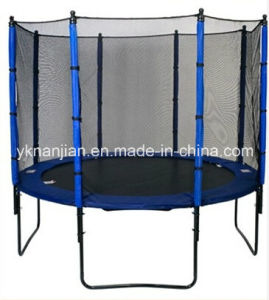 Quality Big Trampoline with Enclosure on Sale pictures & photos