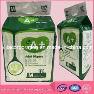 Disposable Good Quality Adult Diaper with ISO pictures & photos