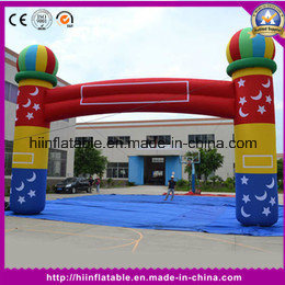 Hot-Sale Outdoor Event Inflatable Advertising Arch for Party