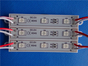 IP65 2835 3LEDs LED Module for Signage Lighting pictures & photos