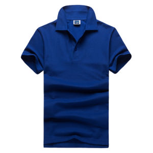 200GSM CVC 60/40 Pique Fashion Polo Shirts for Men (OEM) pictures & photos