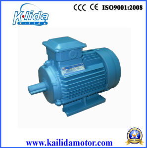 220V 380V 3 Phase 20 HP AC Motor (Y2-160L-4-15KW/20HP) pictures & photos