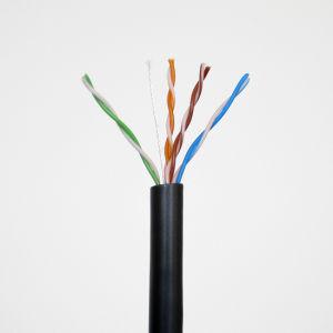 4 Pairs Symmetrical Twisted-Pair Cable UTP Cat5e (HSYY5e) pictures & photos