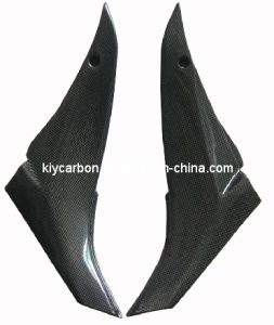 Carbon Tank Side Panel Covers for Kawasaki Zx10r 09 pictures & photos