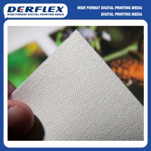 PVC Coated Polyester Banner Backlit Fabric for Latex UV Ink Printing pictures & photos