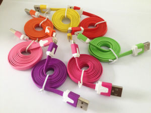 USB Data Sync Charge Cable Lightning Cable pictures & photos